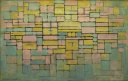 1914-Piet-Mondrian-Composition-no.V.54.8x85.3cm