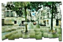 1985-David-hockney-Place-Furstenberg-photocollage-Paris-August-7.8.9